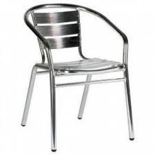 Aluminium Bistro Chairs Aluminium Garden U0026 Patio Chairs Ebay