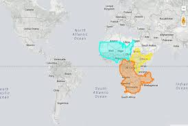 True Size World Map by This Online Tool Shows You The True Size Of Any Country Mental Floss