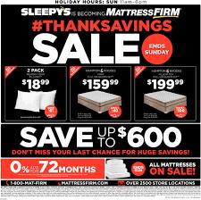 thanksgiving sale sleepys hicksville ny