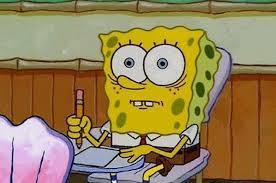 Spongebob Meme Face - 25 times spongebob perfectly captured college life