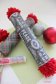 How To Make Candy Christmas Candy Tubes Confettistyle
