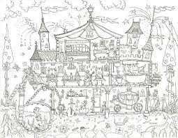 beautiful bespoke really giant colouring in posters