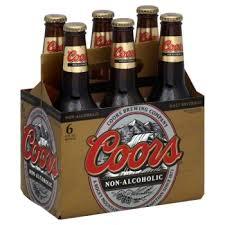 sodium in light beer non alcoholic beer 6 12 oz bottles
