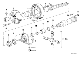 bmw drive shaft realoem com bmw parts catalog