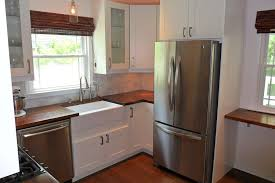 Kitchen Cabinets Rockford Il by Contemporary Kitchen With Flush U0026 U Shaped In Rockford Il