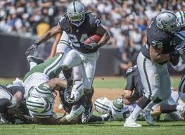 Wildfire Rap Song by Marshawn Lynch Fires Up Oakland Raiders Fans In Rout Of Jets