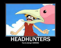 Memes One Piece - one piece headhunters meme by immyg93 one piece pinterest