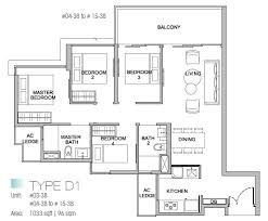 the rivervale condo floor plan kingsford waterbay kingsford development pte ltd new launch