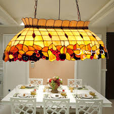 how high to hang dining room chandelier in tiffany style lestnic