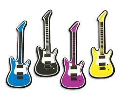 guitar cake topper mini guitar cake decorating toppers kitchen dining