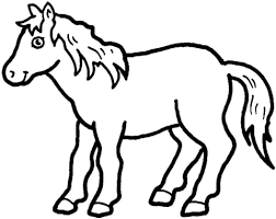 real pony coloring pages pony coloring page free printable coloring pages