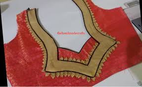 blouse design patchwork blouse design cutting and stitching the handmade crafts