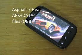 asphalt 7 heat apk asphalt 7 heat apk data obb no root htc explorer pico