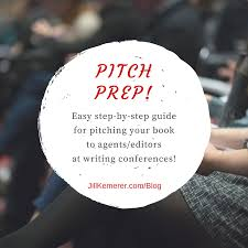 pitch prep ww jill kemerer christian author