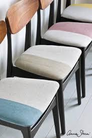 Recovering Dining Chairs Recovering Dining Chairs Dwell Studio Bella Porte Charcoal Fabric