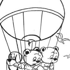 balloon coloring pages three air balloon coloring pages bulk color