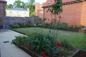 Family Gardens Family Garden Design Papworth Evarard Cambridgeshire Gardner U0027s