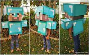 minecraft costume diy minecraft costume diy inspired