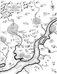 map of us cities these maps of u s cities done in the style of j r r tolkien are