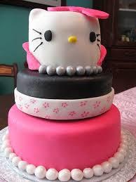 the 25 best hello kitty cake design ideas on pinterest hello