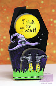 713 best halloween cards and stamps images on pinterest