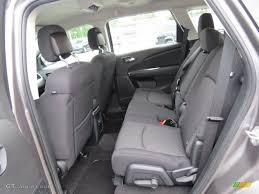 Dodge Journey Interior - black light frost beige interior 2013 dodge journey se photo