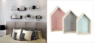 etagere murale chambre pas de place pour un chevet 5 astuces pour remplacer une table de nuit