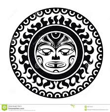 collection of 25 the polynesian mask design