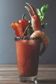 Drink Garnishes Seafood Cocktail Garnishes Bloody Mary Healthy Cocktails And