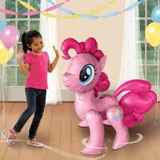 my pony balloons my pony pinkie pie airwalker birthday balloons