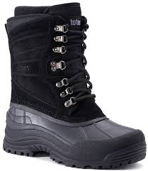 totes s winter boots size 11 best 25 mens waterproof winter boots ideas on macbook