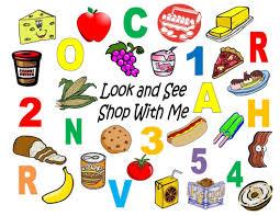 free printable grocery game u create