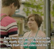 Girls Hbo Memes - love you elijah gifs get the best gif on giphy
