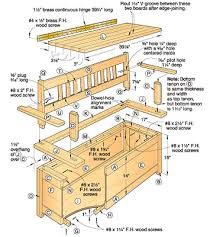 plans for storage bench seat plans diy free download wooden toy