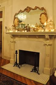 How To Decorate A Mirror 90 Best Fireplace Decor Images On Pinterest Fireplace Design