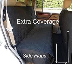 protection siege auto arriere pettom housse de siège arrière pour voitures protection de banquette