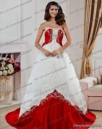red and black wedding dresses plus size 2016 2017 b2b fashion