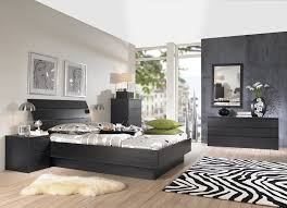 tvilum scottsdale 6 drawer dresser in black Dresser In Bedroom