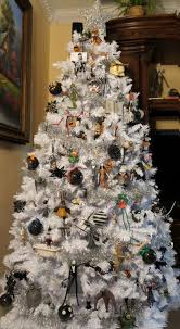 decorated halloween trees 22 decorations perfect for both halloween and christmas homes