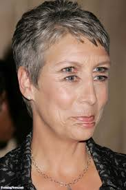 jamie lee curtis haircut back view funny curtis pictures freaking news