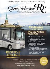 Liberty State Park Map by New Jersey Rv Parks Campgrounds Rv Camping In New Jersey