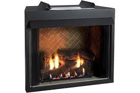 Overhead Door Heaters Vent Free Fireplaces Overhead Door Fireplace Company