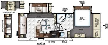 Rockwood Trailers Floor Plans Orlando Rv Forest River Rockwood Signature Ultra Light Fifth