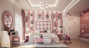 pink and white u0027s bedroom design idea digsdigs