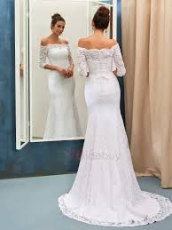 lace mermaid wedding dress lace mermaid trumpet wedding dresses cheap online tidebuy