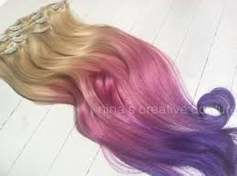 hair candy extensions cotton candy ombre hair unicorn hair ombre hair