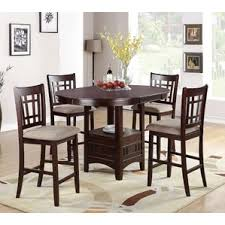Counter Height Dining Sets Youll Love Wayfair - Dining room tables counter height