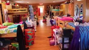 camp bunk tour youtube