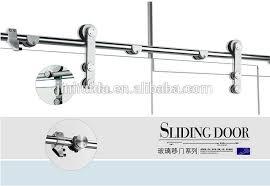 tempered glass door hardware stainless steel sliding glass door hardware shower room