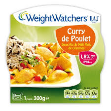 plat cuisiné weight watcher weight watchers 1 2 3 c est prêt
